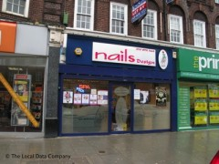 Nails Design, 93 Golders Green Road, London - Nail Salons near Golders