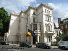 Belgian Embassy, exterior picture