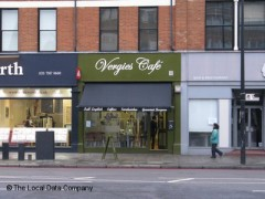 Vergies Cafe, exterior picture