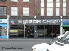 Saigon Chef, exterior picture