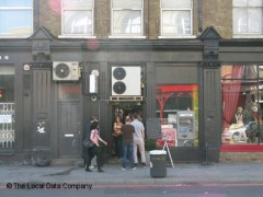 Stop Shoreditch Off Licence, exterior picture
