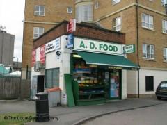 A D Food image