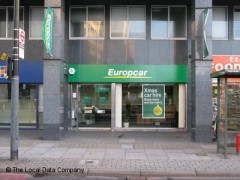 National Car Rental, exterior picture
