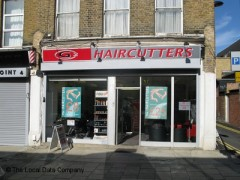 G2 Haircutters, exterior picture