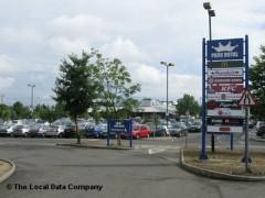 Royale Leisure Park Kendal Avenue London Retail Parks