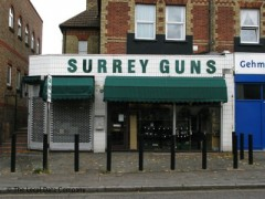 Surrey Guns, exterior picture