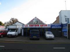 T A Croydon Autos image