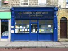 Deptford & New Cross Credit Union, exterior picture