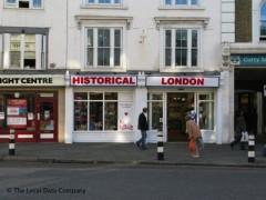 Historical London image