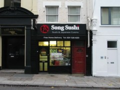Song Sushi, exterior picture