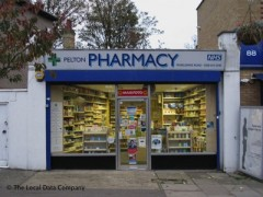 Pelton Pharmacy, exterior picture