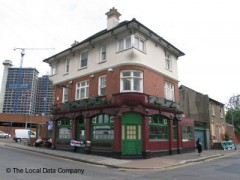 Papermakers Arms, exterior picture