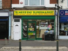 Elmers End Supermarket, exterior picture