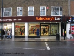 Sainsbury\'s Local, exterior picture