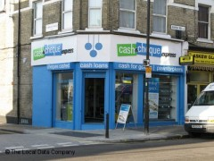 Cash & Cheque Express image