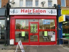 AK\'s Hair Salon, exterior picture