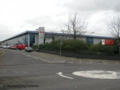 Romford Sorting & Delivery Office, exterior picture