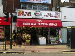 UK Foods, exterior picture