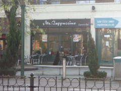 Mr. Cappuccino image