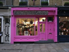 Tatty Devine, exterior picture