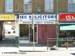 Iec Solicitors, exterior picture