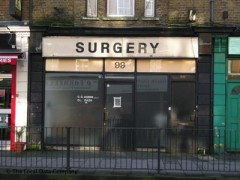 Surgery, exterior picture