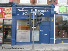 Sutovic & Hartigan image