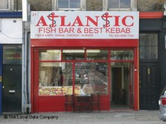Atlantic Fish Bar & Best Kebab image