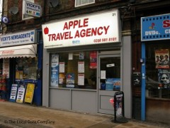 Apple Travel Agency, exterior picture