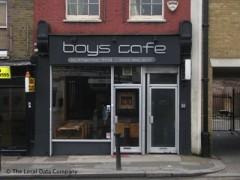 Boys Cafe, 615 Harrow Road, North Kensington, London, W10 4RA - Thai