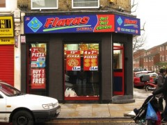 Flavas Pizza, exterior picture