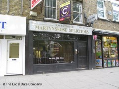 Martyn Rose Solicitors, exterior picture