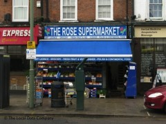 The Rose Supermarket, exterior picture