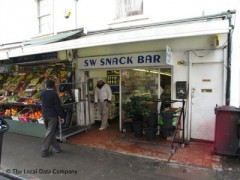 S W Snack Bar, exterior picture