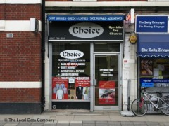 Choice Dry Cleaners, exterior picture