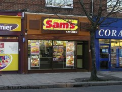 Sam\'s Chicken, exterior picture