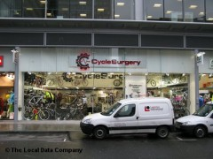 Cycle Surgery, exterior picture