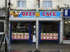 Ozzy\'s Cafe, exterior picture