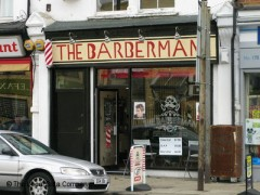 The Barberman, exterior picture