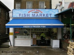 Bruce Grove Fish Market, exterior picture