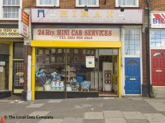 24 Hrs Mini Cab Services image