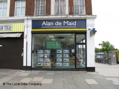 Alan de Maid, exterior picture
