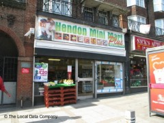 Hendon Mini Mart Plus, exterior picture