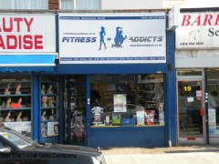 Fitness Addicts, exterior picture