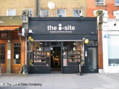 The I-Site, exterior picture