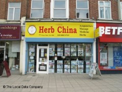 Herb China, exterior picture