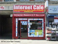 Internet Cafe, exterior picture