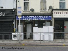 A N Appliances image