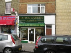 Hatton Garden Goldsmiths image