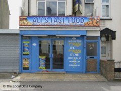 Alis Fast Food 79 Beaconsfield Road Southall Fast Food